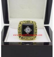 1981 Cincinnati Bengals America Football Conference Championship Ring, Custom Cincinnati Bengals Champions Ring