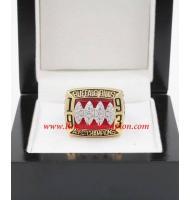 1993 Buffalo Bills America Football Conference Championship Ring, Custom Buffalo Bills Champions Ring