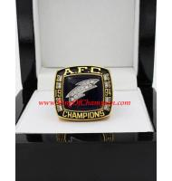 1994 San Diego Chargers America Football Conference Championship Ring, Custom San Diego Chargers Champions Ring