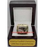 1996 New England Patriots America Football Conference Championship Ring, Custom New England Patriots Champions Ring