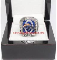 2013 Denver Broncos America Football Conference Championship Ring, Custom Denver Broncos Champions Ring