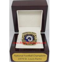 1979 Los Angeles Rams National Football Conference Championship Ring, Custom Los Angeles Rams Champions Ring