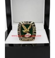1980 Philadelphia Eagles National Football Conference Championship Ring, Custom Philadelphia Eagles Champions Ring