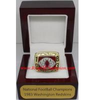1983 Washington Redskins National Football Conference Championship Ring, Custom Washington Redskins Champions Ring
