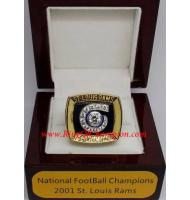 2001 St. Louis Rams National Football Conference Championship Ring, Custom St. Louis Rams Champions Ring
