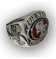 2012 San Francisco 49ers National Football Conference Championship Ring, Custom San Francisco 49ers Champions Ring