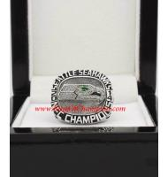 2014 Seattle Seahawks National Football Conference Championship Ring, Custom Seattle Seahawks Champions Ring