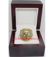 1957 New York Yankees America League Baseball Championship Ring, Custom New York Yankees Champions Ring