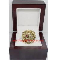 1960 New York Yankees America League Baseball Championship Ring, Custom New York Yankees Champions Ring