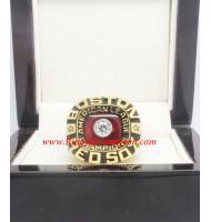 1975 Cincinnati Reds America League Championship Ring, Custom Cincinnati Reds Champions Ring