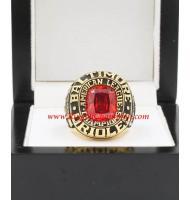 1979 Baltimore Orioles America League Championship Replica Ring, Custom Baltimore Orioles Champions Ring