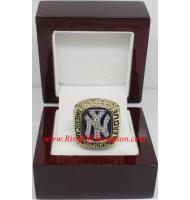 1981 New York Yankees America League Baseball Championship Ring, Custom New York Yankees Champions Ring
