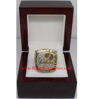 2003 New York Yankees America League Baseball Championship Ring, Custom New York Yankees Champions Ring