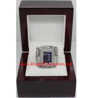2006 Detroit Tigers America League Baseball Championship Ring, Custom Detroit Tigers Champions Ring