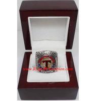 2011 Texas Rangers America League Baseball Championship Ring, Custom Texas RangersChampions Ring