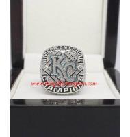 2014 Kansas City Royals America League Championship Ring, Custom  Kansas City Royals Champions Ring