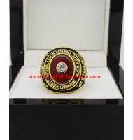 1948 Boston Braves National League Men's Baseball Championship Ring, Custom Boston Braves Champions Ring