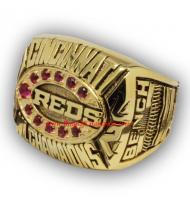 1972 Cincinnati Reds National League Baseball Championship Ring, Custom Cincinnati Reds Champions Ring