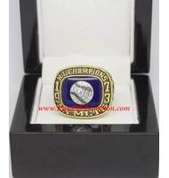 1973 New York Mets National League Baseball Championship Ring, Custom New York Mets Champions Ring