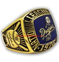1978 Los Angeles Dodgers National League Baseball Championship Ring, Custom Los Angeles Dodgers Ring