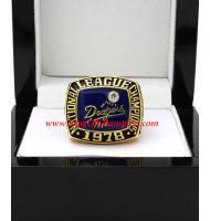 1978 Los Angeles Dodgers National League Baseball Championship Ring, Custom Los Angeles Dodgers Ring