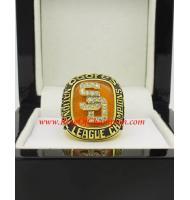 1984 San Diego Padres World Series Championship Ring, Custom San Diego Padres Champions Ring