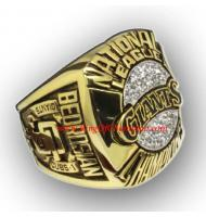 1989 San Francisco Giants National League Baseball Championship Ring, Custom San Francisco Giants Champions Ring