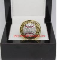 1992 Atlanta Braves National League Baseball Championship Ring, Custom Atlanta Braves Champions Ring