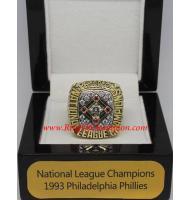 1993 Philadelphia Phillies National League Baseball Championship Ring, Custom Philadelphia Phillies Champions Ring