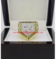 1997 Cleveland Indians National League Baseball Championship Ring, Custom Cleveland Indians Champions Ring
