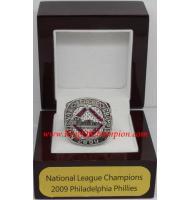 2009 Philadelphia Phillies National League Baseball Championship Ring, Custom Philadelphia Phillies Champions Ring