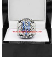 2015 New York Mets National League Championship Ring, Custom New York Mets Ring
