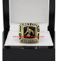 1964 BC Lions The 52th Grey Cup Championship Ring, Custom BC Lions Champions Ring