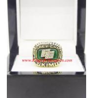 1978 Edmonton Eskimos The 66th Grey Cup Championship Ring, Custom Edmonton Eskimos Champions Ring