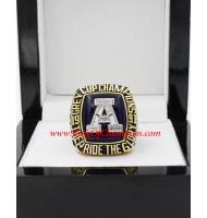 1991 Toronto Argonauts The 79th Grey Cup Football Championship Ring, Custom Toronto Argonauts Champions Ring