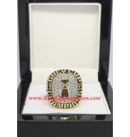 1995 Baltimore Stallions The 83rd Grey Cup Football Championship Ring, Custom Baltimore Stallions Champions Ring