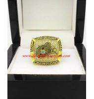 CFL 1996 Toronto Argonauts The 84th  Grey Cup Football Championship Ring, Custom Toronto Argonauts Champions Ring