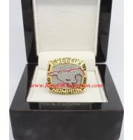 1998 Calgary Stampeders The 86th Grey Cup Championship Ring, Custom Calgary Stampeders Champions Ring