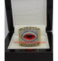 2001 Calgary Stampeders The 89th Grey Cup Championship Ring, Custom Calgary Stampeders Champions Ring
