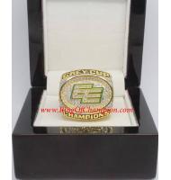 2003 Edmonton Eskimos The 91st Grey Cup Championship Ring, Custom Edmonton Eskimos Champions Ring