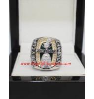 2005 Edmonton Eskimos The 93rd Grey Cup Championship Ring, Custom Edmonton Eskimos Champions Ring