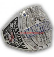 2009 Montreal Alouettes The 97th Grey Cup Championship Ring, Custom Montreal Alouettes Champions Ring