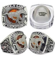 2014 Calgary Stampeders The 102nd Grey Cup Championship Ring, Custom Calgary Stampeders Champions Ring