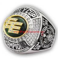 2015 Edmonton Eskimos The 103rd Grey Cup Championship Ring, Custom Edmonton Eskimos Champions Ring