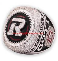 2016 Ottawa Redblacks The 104th Grey Cup Championship Ring, Custom Ottawa Redblacks Champions Ring