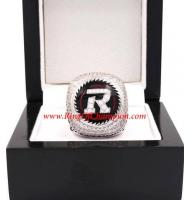 2016 Ottawa Redblacks The 104th Grey Cup Championship Ring, Custom Ottawa Redblacks Champions Ring