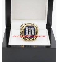1987 Minnesota Twins World Series Championship Ring, Custom Minnesota Twins Champions Ring