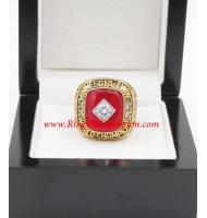 1991 Cincinnati Reds World Series Championship Ring, Custom Cincinnati Reds Champions Ring