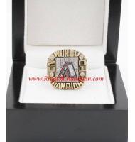 2001 Arizona Diamondbacks World Series Championship Ring, Custom Arizona Diamondbacks Champions Ring