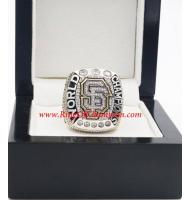 2014 San Francisco Giants World Series Championship Ring, CustomSan Francisco Giants Champions Ring